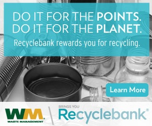 Recyclebank Do it for the points