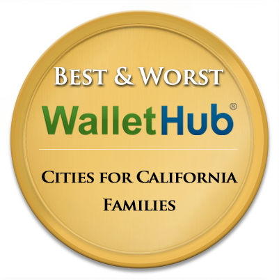 2015's Best & Worst Cities for California Families