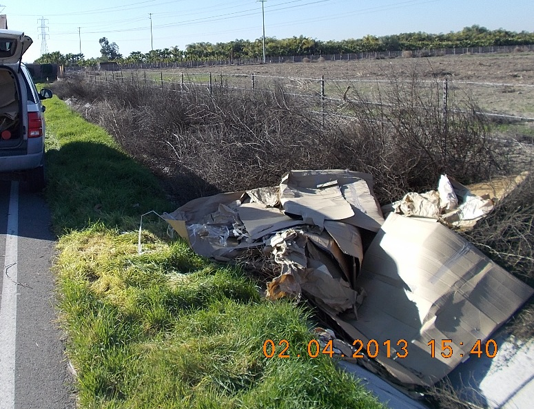 Did YOU Know? Illegal Dumping