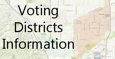 voting districts