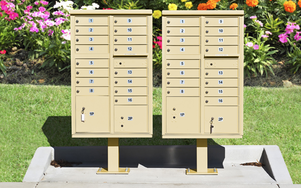 Mail Box Cluster