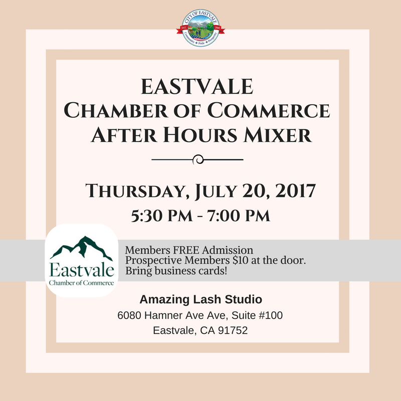 Chamber Of Commerce- After Hours Mixer 7%2F20