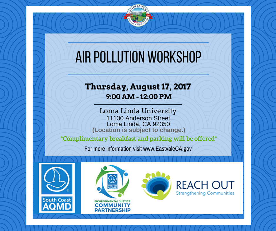 FB - Air Pollution Workshop