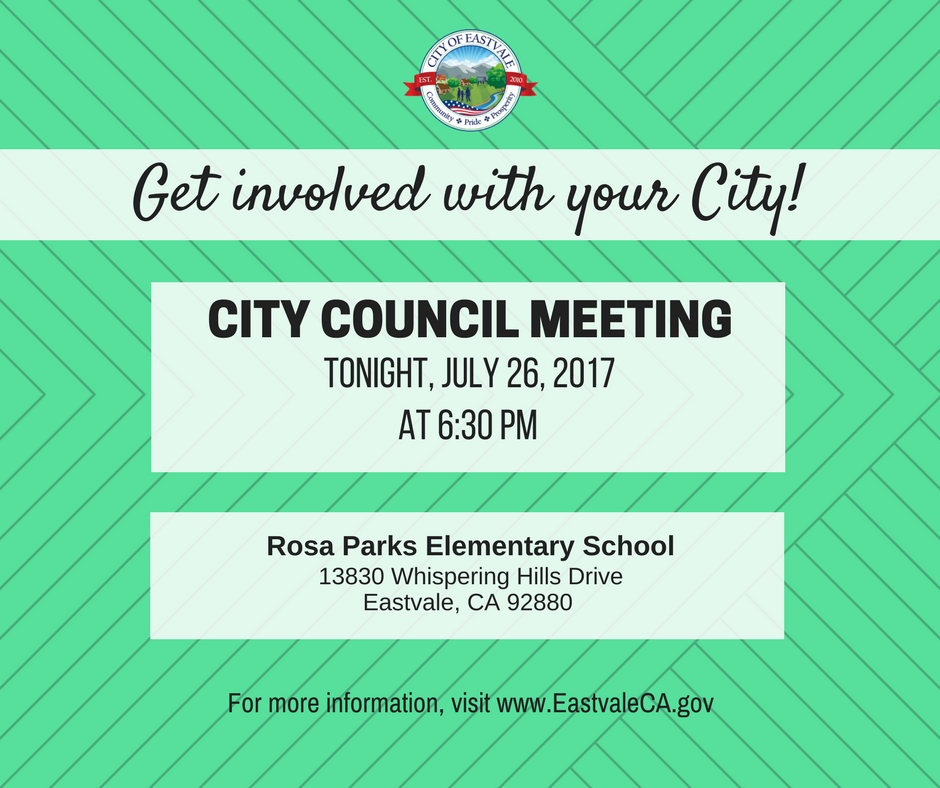 FB - City Council Meeting 7%2F26