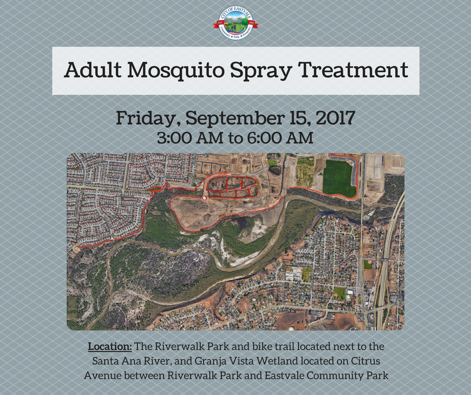 FB - Adult Mosquito Spray Treatment 9-15-17