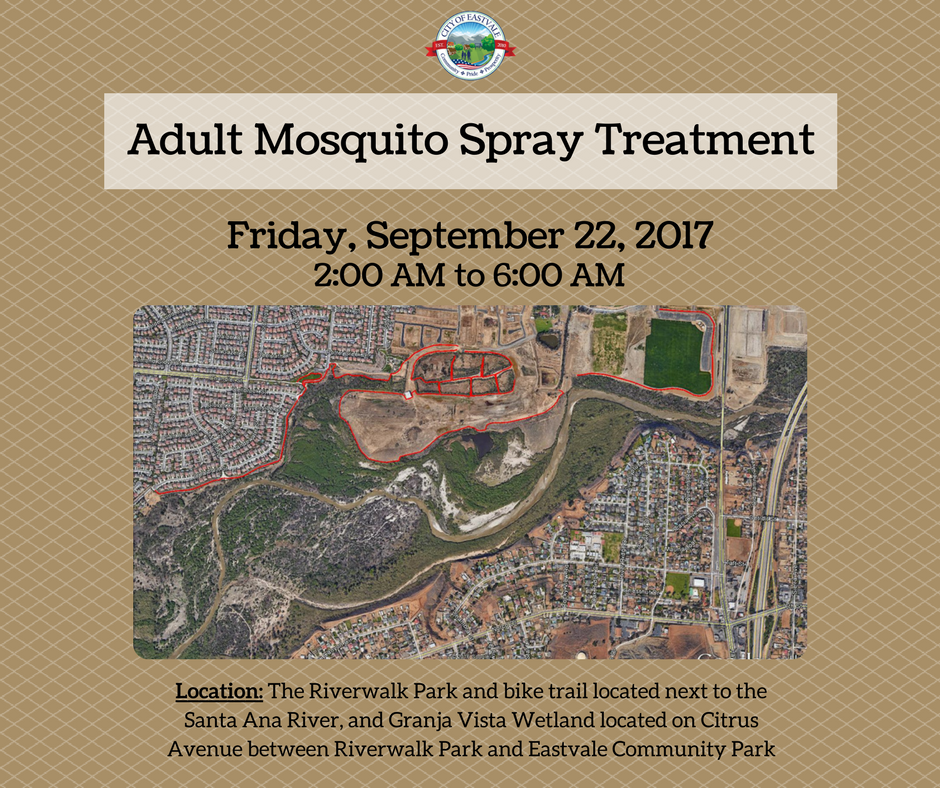 FB - Adult Mosquito Spray Treatment 9-22-17
