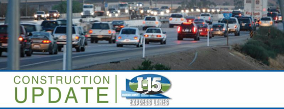 I-15 Construction Update