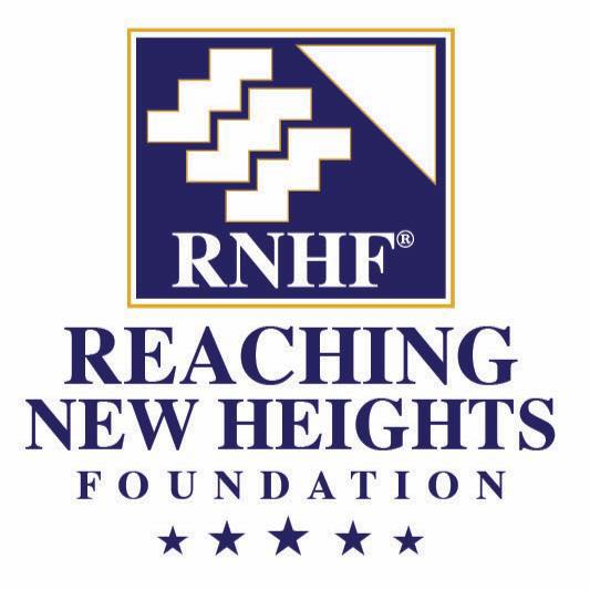 Reaching New Heights Logo