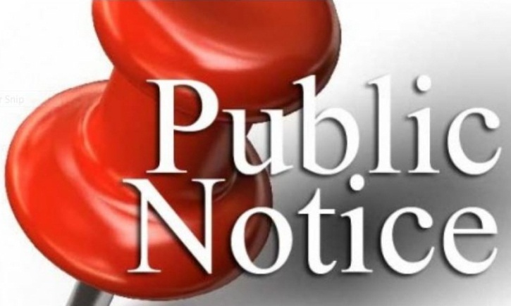 NOTICE OF PUBLIC HEARING THE RANCH SPECIFIC PLAN PROJECT NO. 15-0783