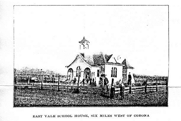 1st Eastvale Schoool - historic