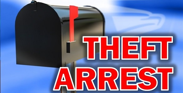 MAIL-THEFT-Arrest
