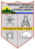 mosquito and vector cotnrol district logo