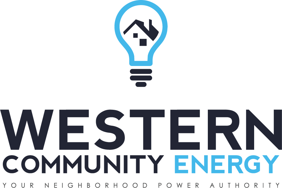 Western Community Energy Logo