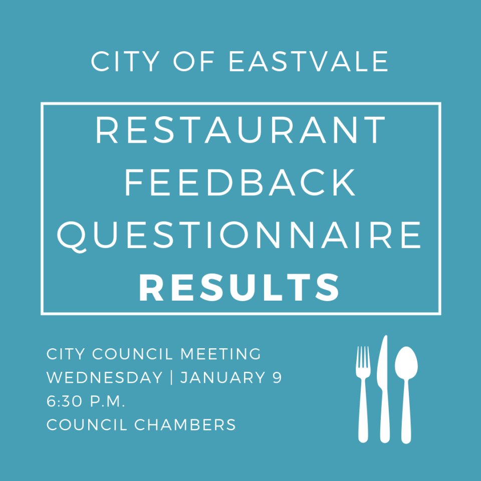 Restaurant Feedback Questionnaire Results Reveal- Instagram
