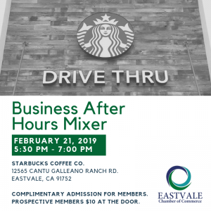 ECOC Business After Hours Mixer