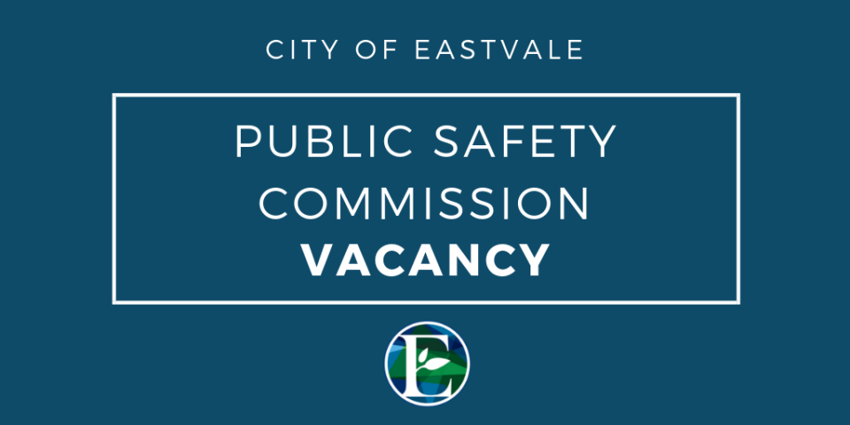 PUBLIC SAFETY COMMISSION VACANCY - FB