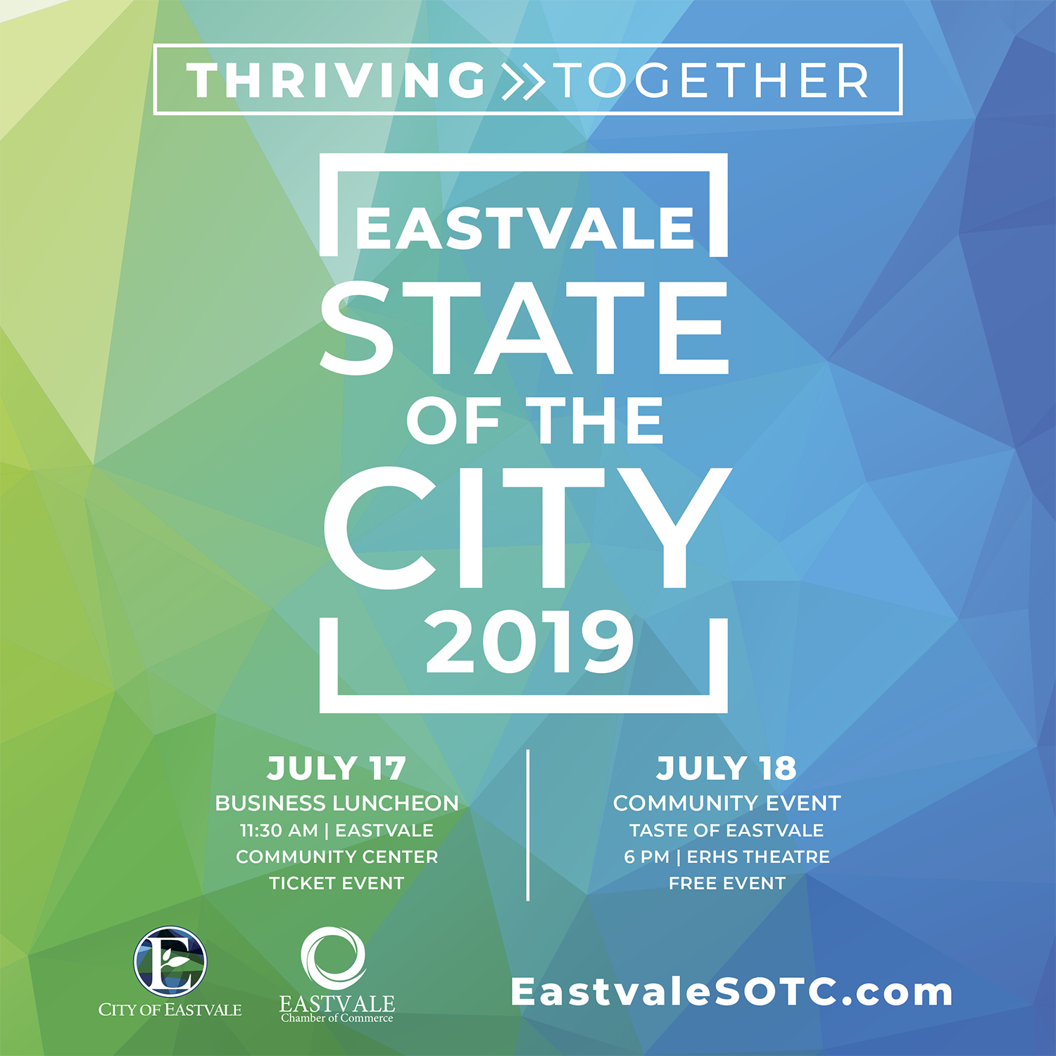 The 8th Annual Eastvale State of the City is Almost Here!