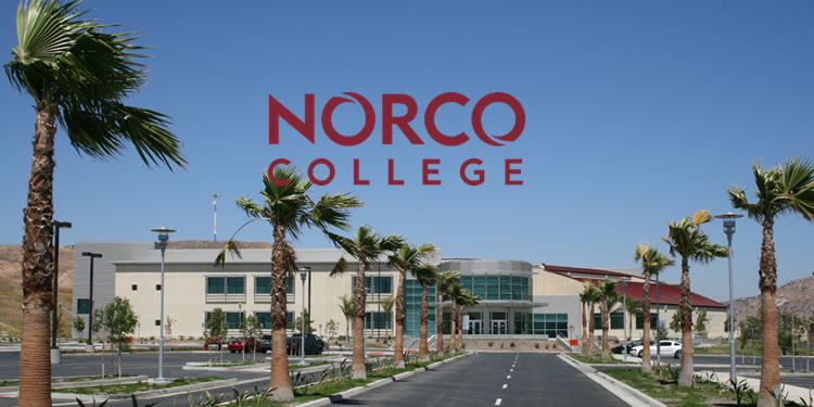 "Norco College Named a ""Great College to Work For"""