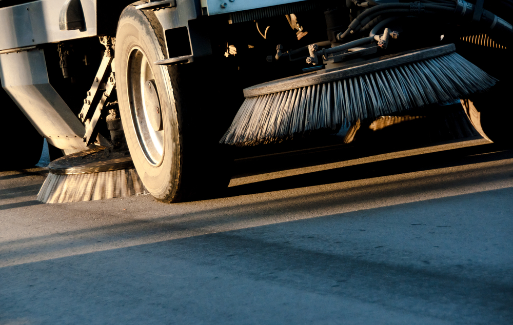 Street Sweeping Enforcement