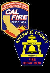 CalFire Dual Logo