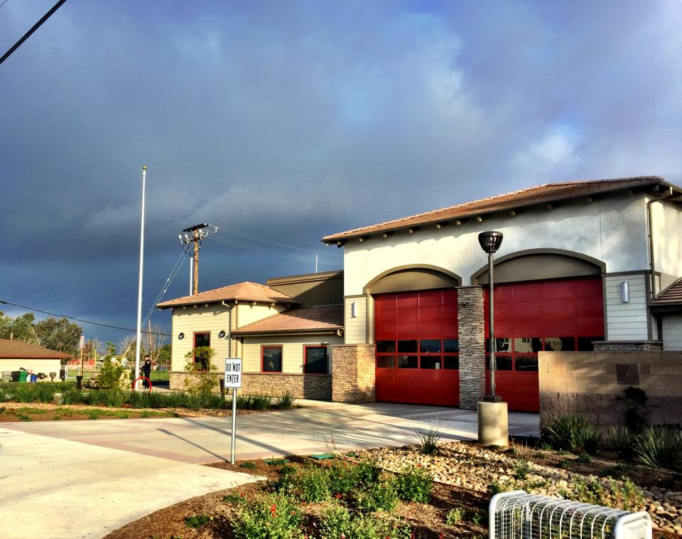 Fire Station 31 Open