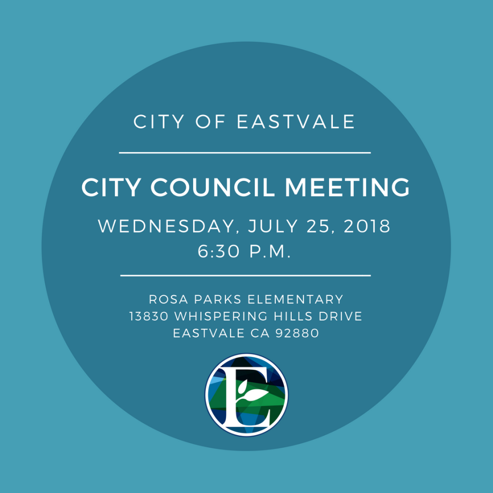 CITY COUNCIL MEETING - JULY 25 (1)